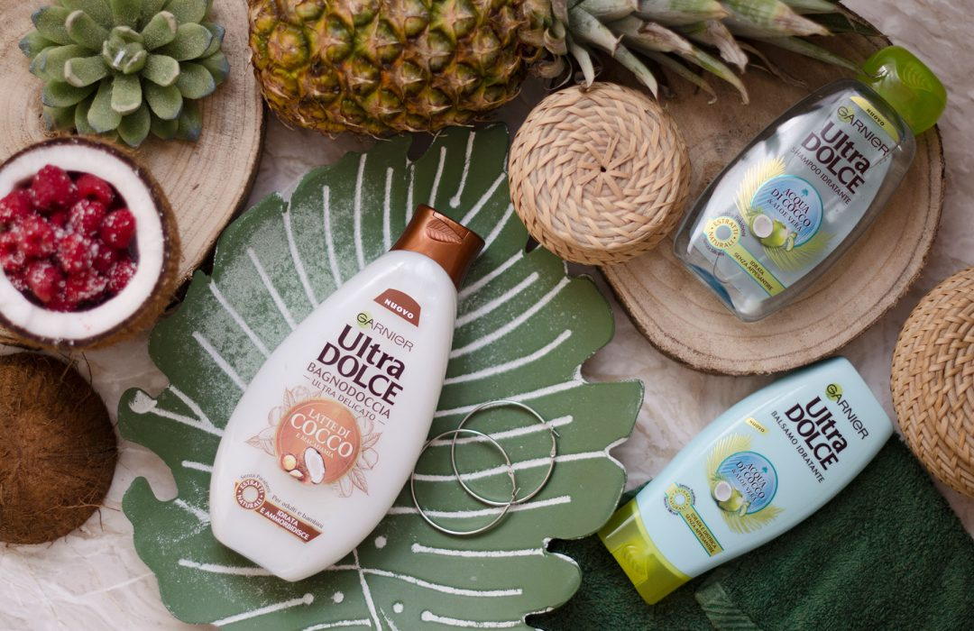 Un estate al profumo di cocco: consigli e i prodotti giusti di Garnier