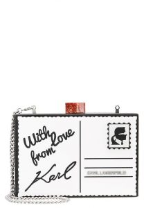 karl lagerfeld clutch estate 2017