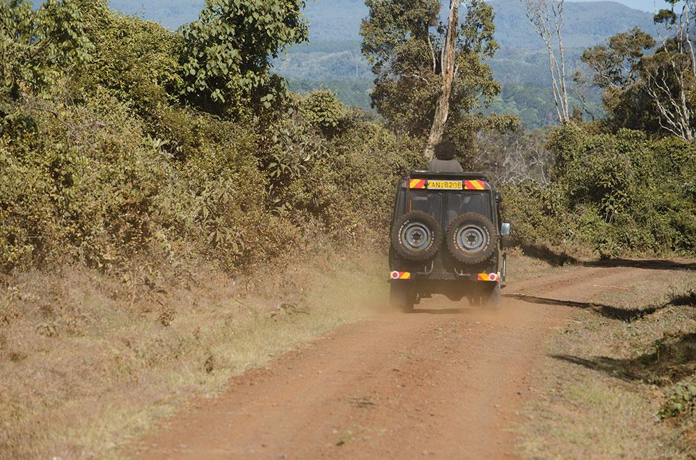 quando organizzare un viaggio in kenya