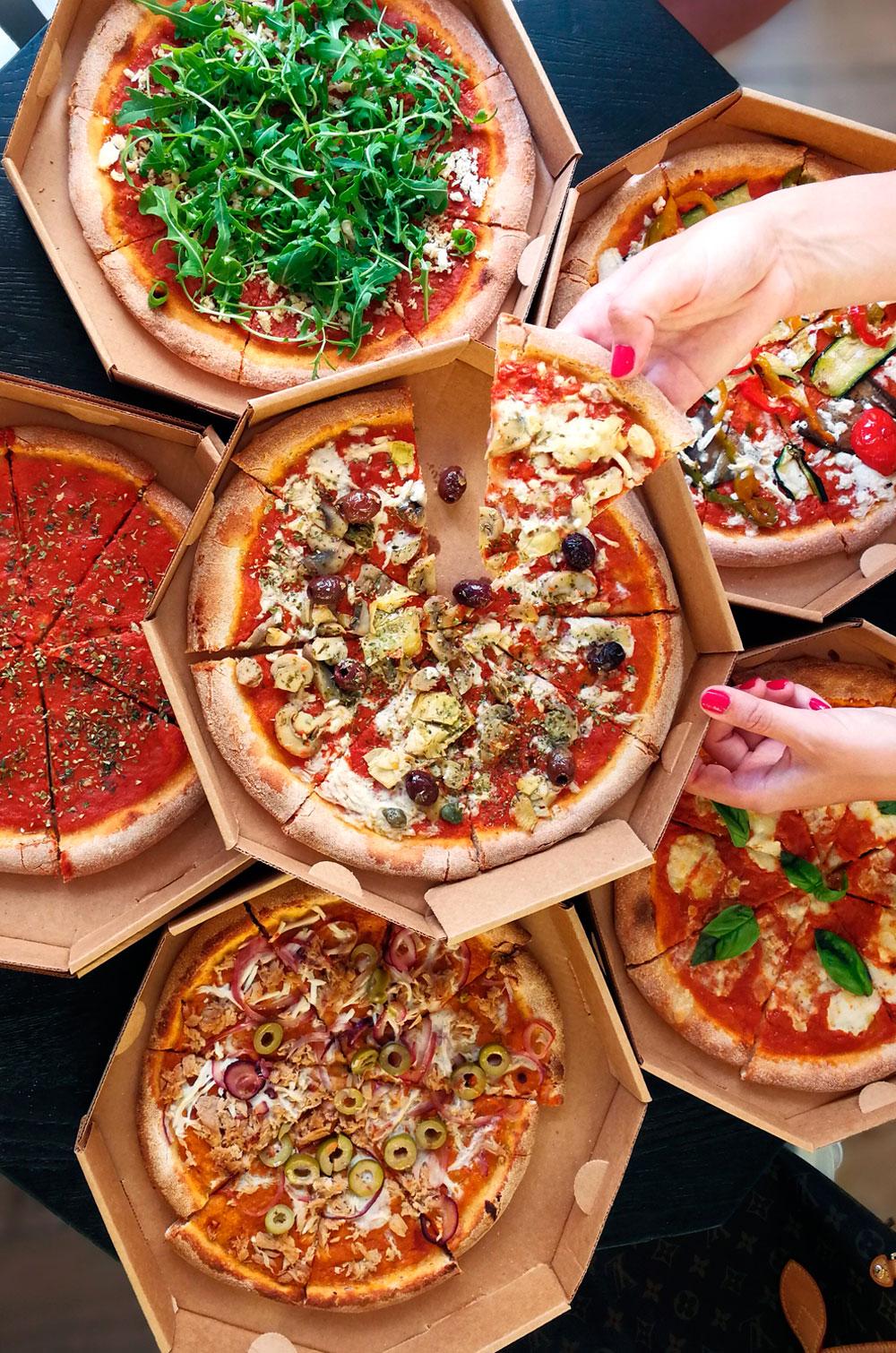 venezia: dove mangiare la pizza vegana