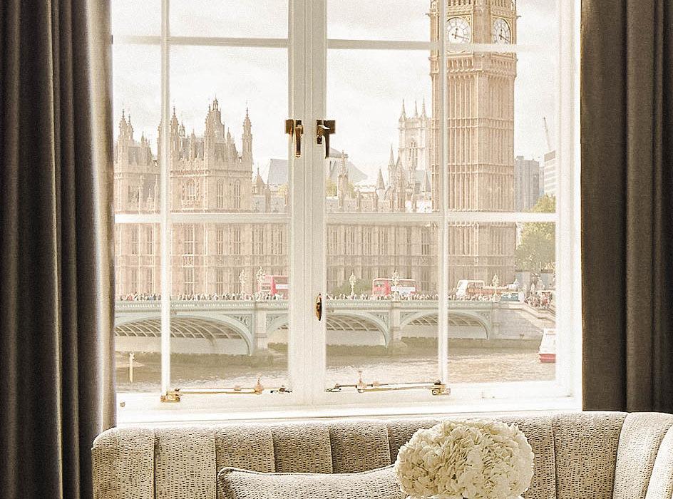 Marriott County Hall: sogni con vista London Eye
