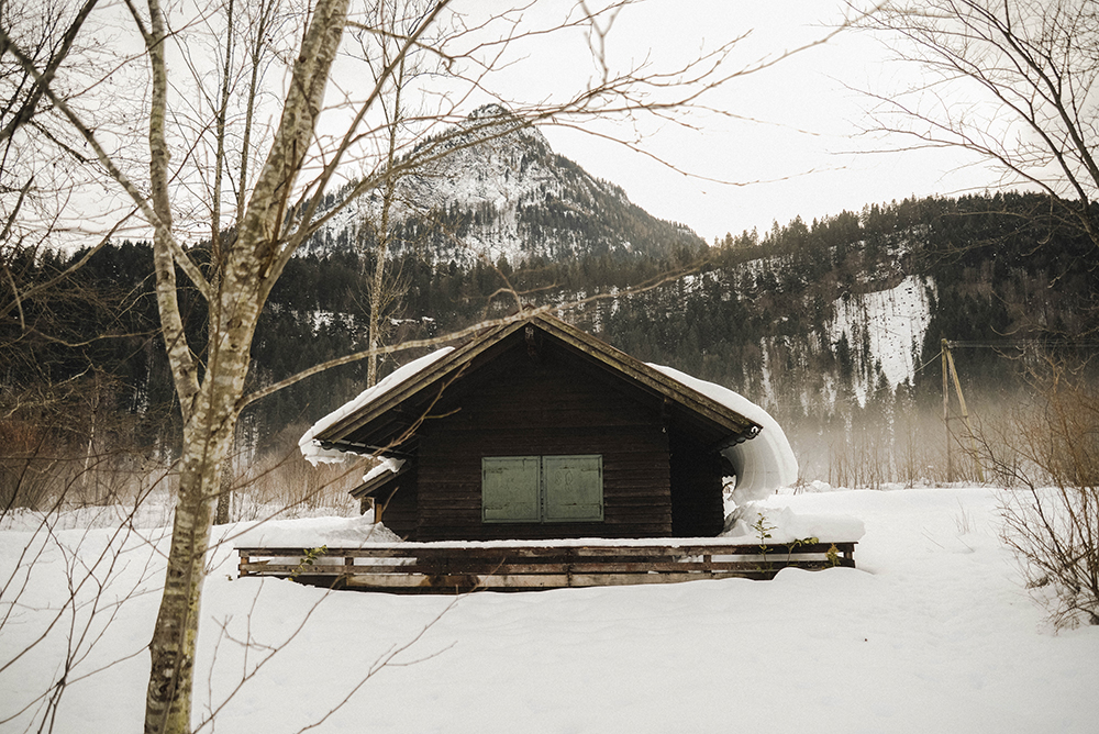 cosa fare in Austria hiking inverno