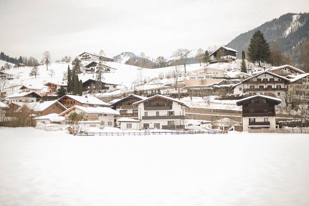 cosa fare in Austria inverno