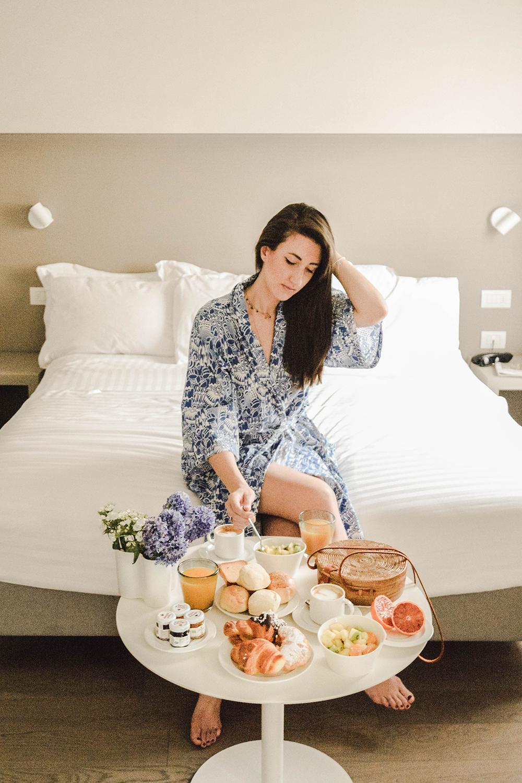 wanup colazione gratuita hotel