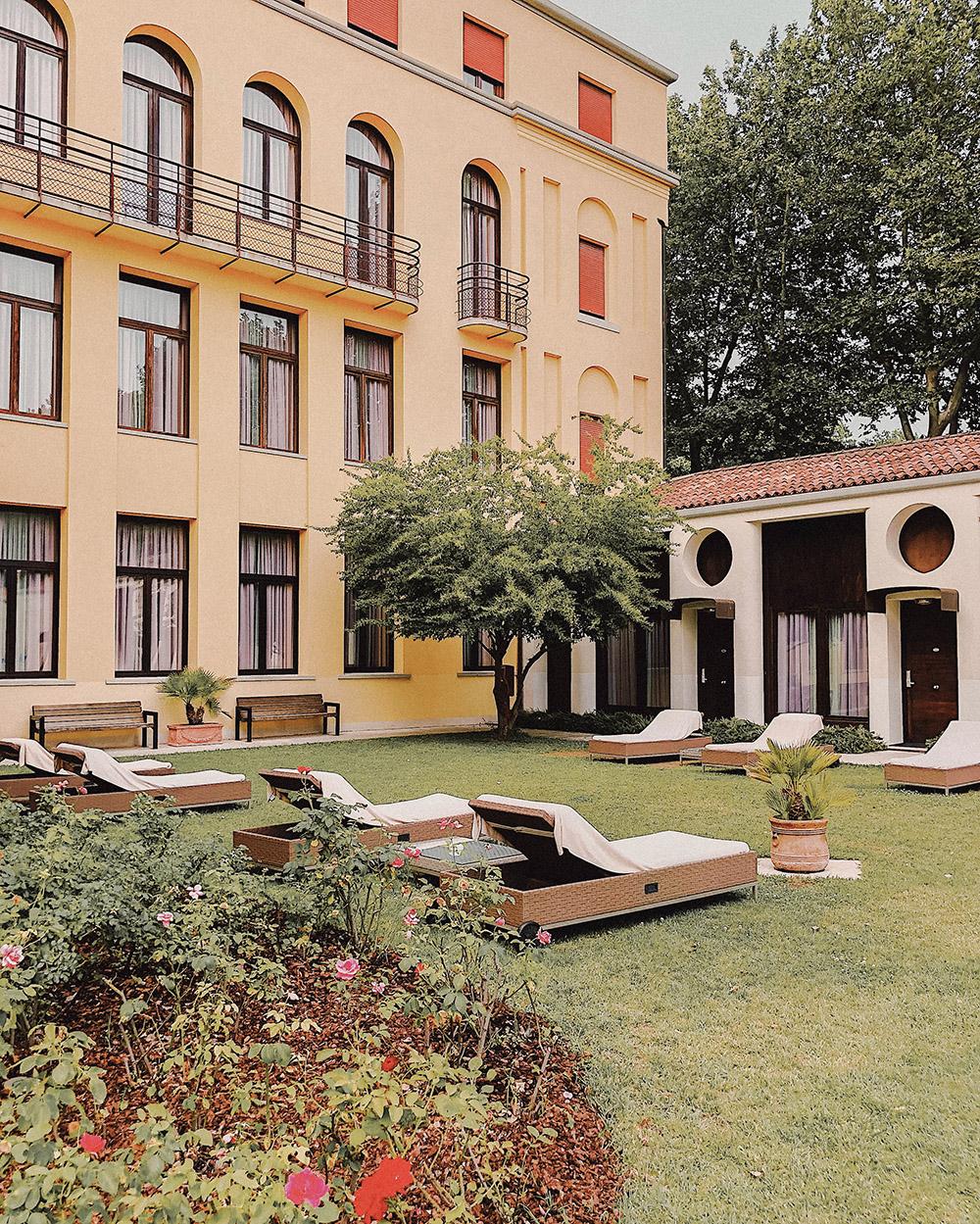dove dormire venezia hotel giardini sant'elena 2-8