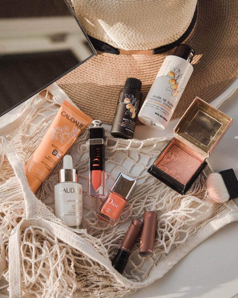 cosa portare prodotti beauty spiaggia