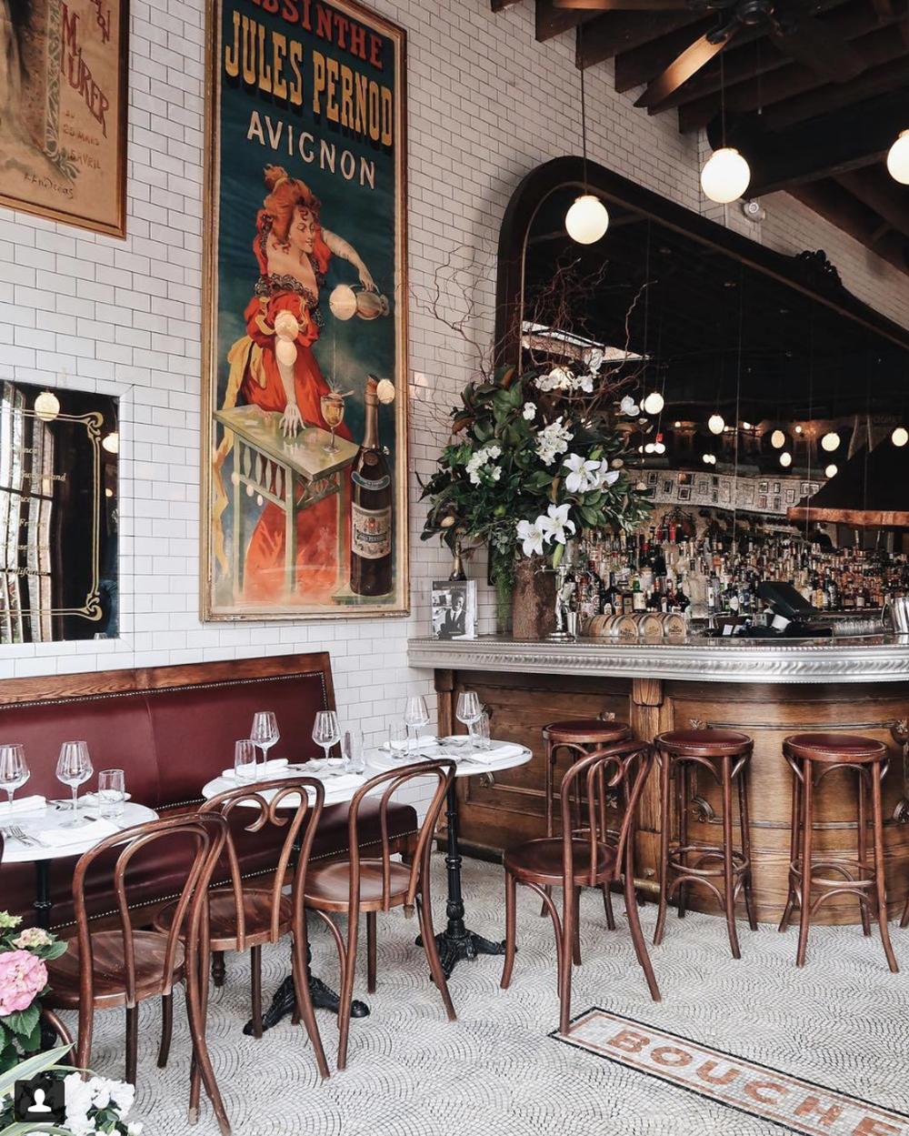 locali instagrammabili new york francese