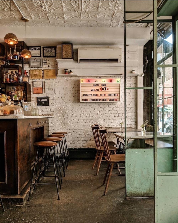 locali instagrammabili new york colazione