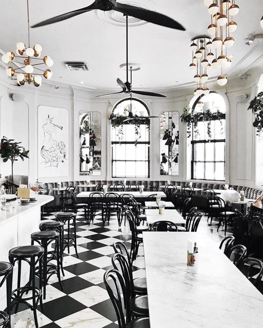 locali instagrammabili new york ristorante