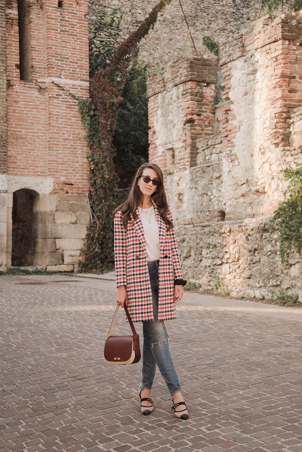 outfit weekend campagna soave