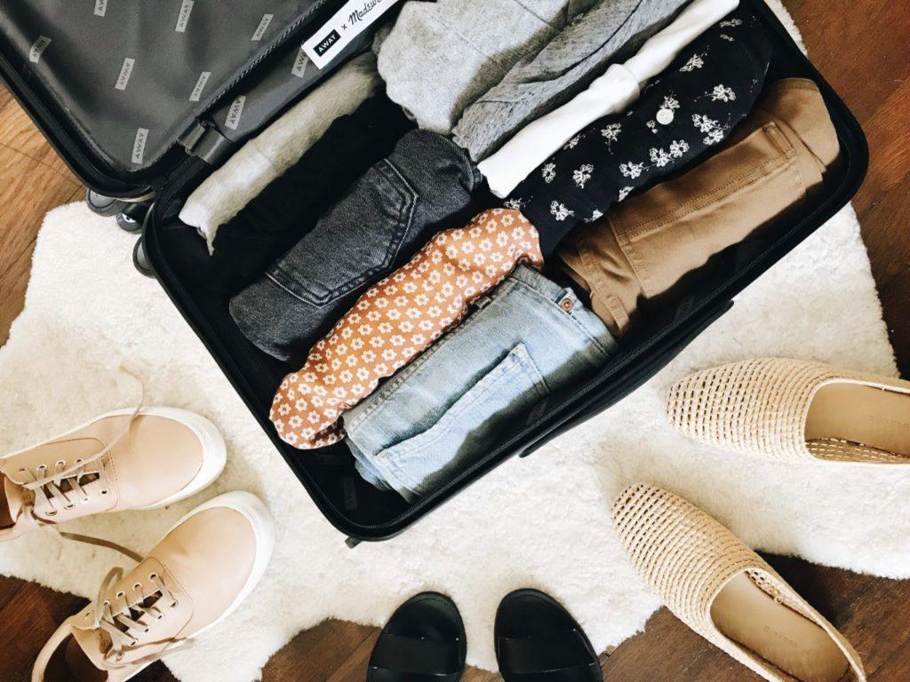 Cosa mettere sempre in valigia