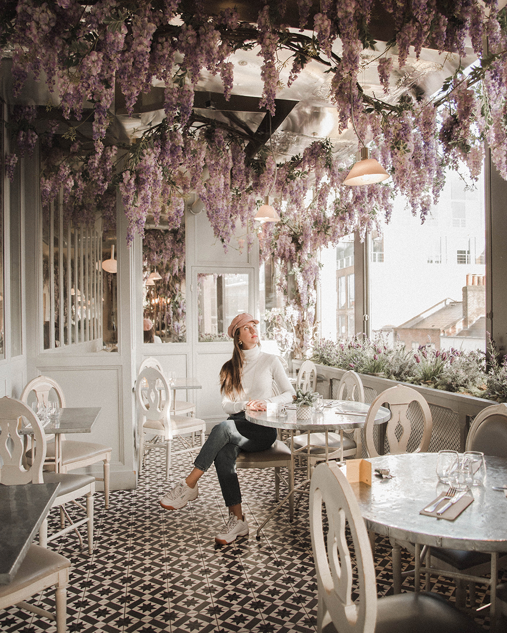 londra ristorante glicine
