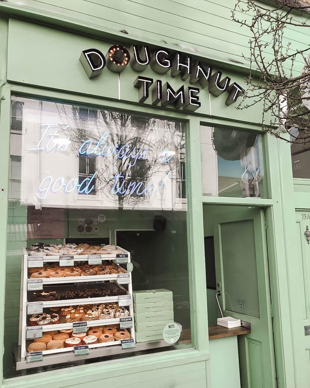 londra dove mangiare doughnuts