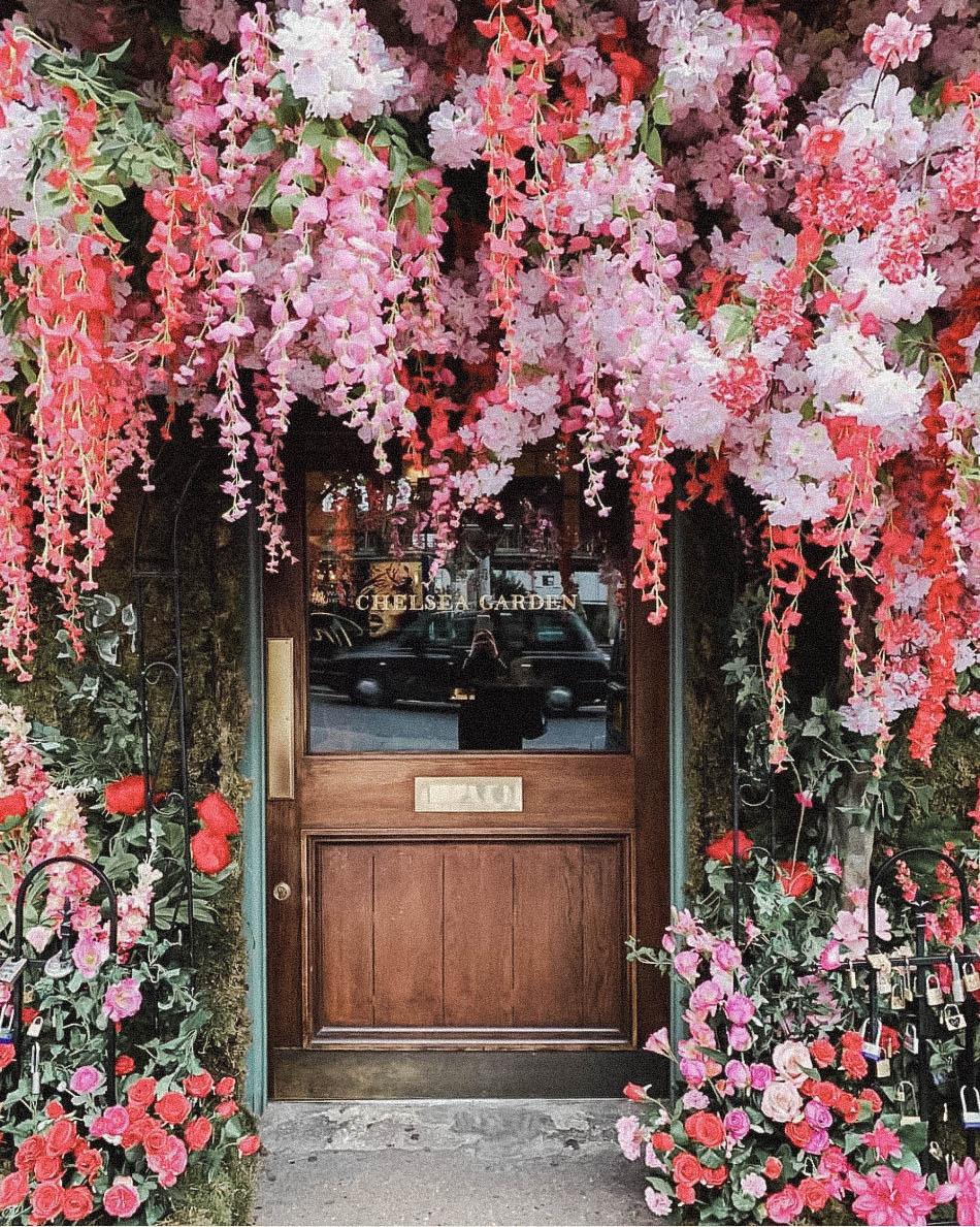 dove mangiare londra chelsea garden