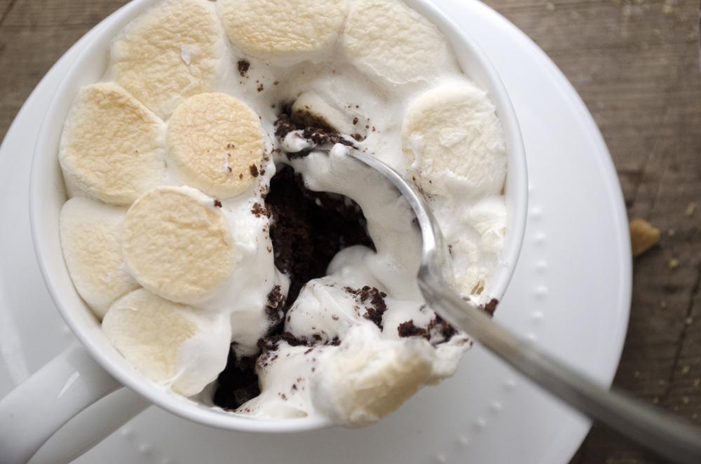 ricetta mug cake | varianti mug cake american style