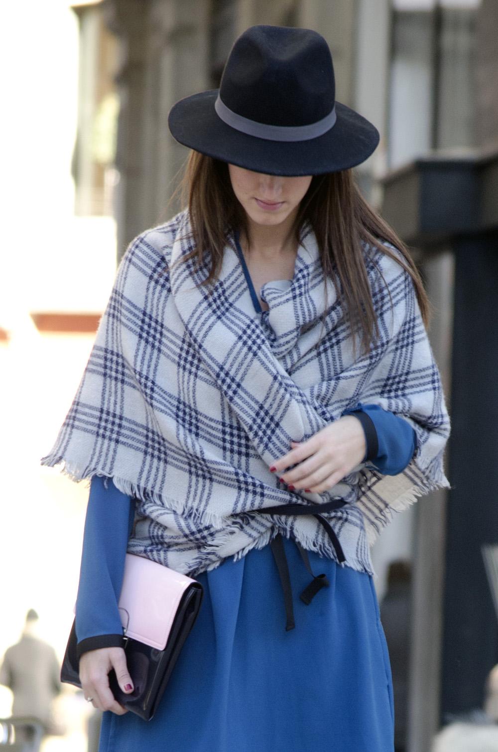 prezzo folle sconto più votato sfumature di Blanket trend: come indossare la sciarpa in modo alternativo