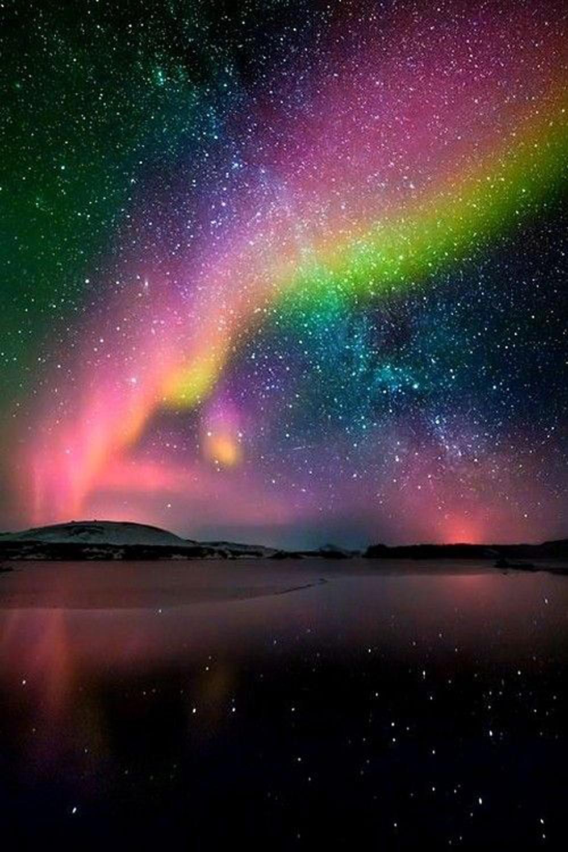 aurora boreale da vedere