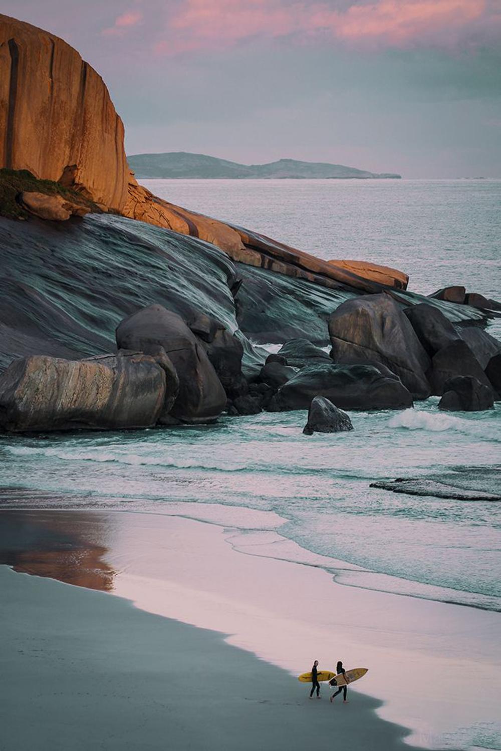 viaggio surf in australia