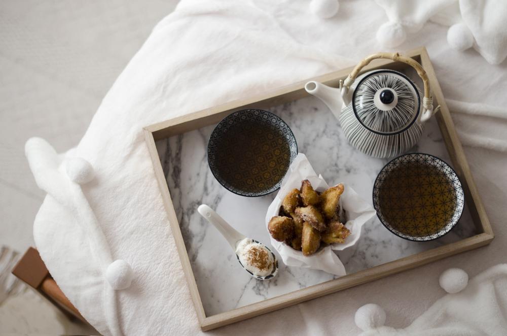 ora del te | ricette mele cannella
