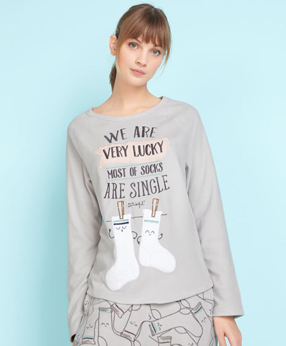 comprare popolare 90747 c78d7 Coccoloso: la parola chiave per il pigiama invernale