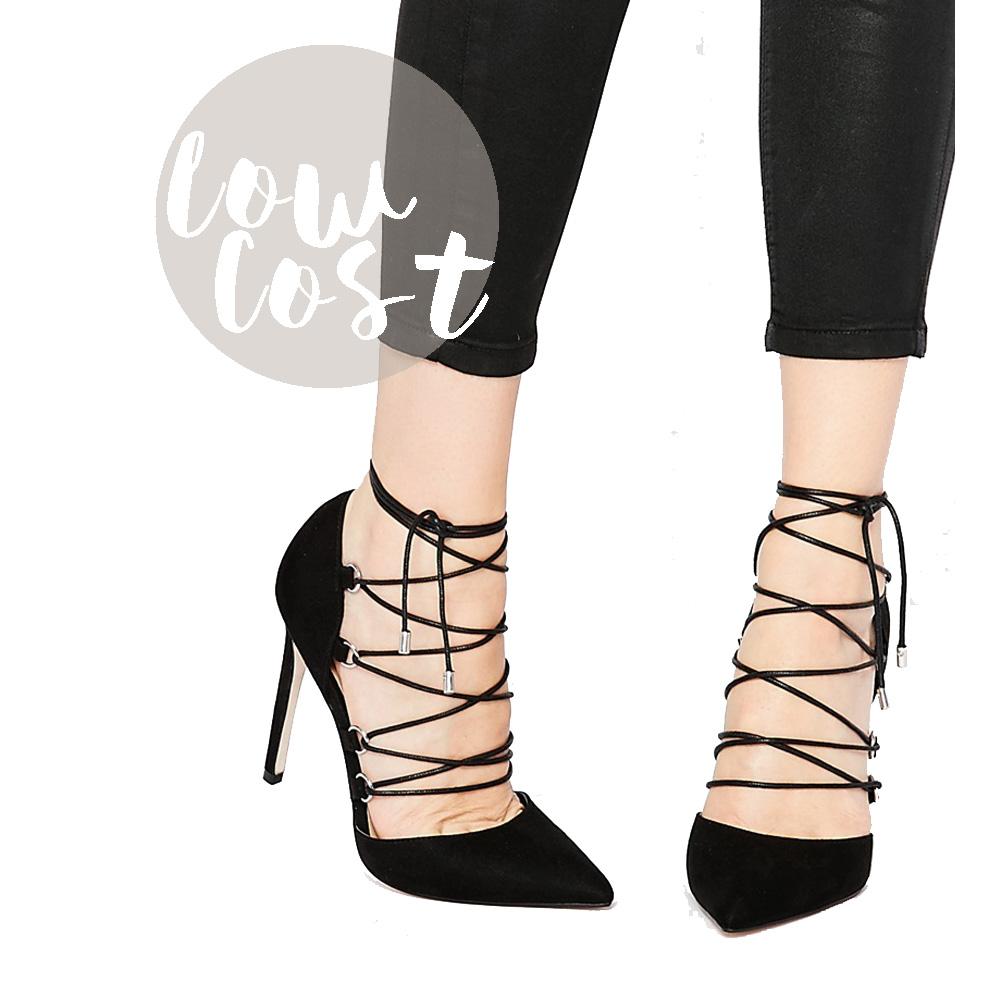 scarpe con tacco per san valentino | look per san valentino