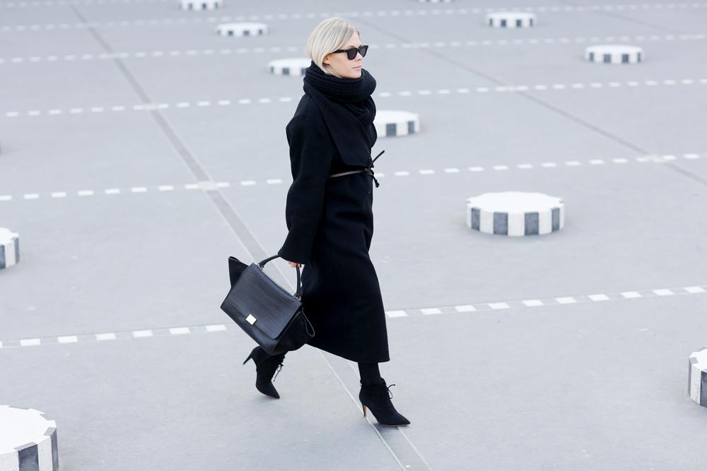 cappotto lungo outfit | inverno 2016 moda
