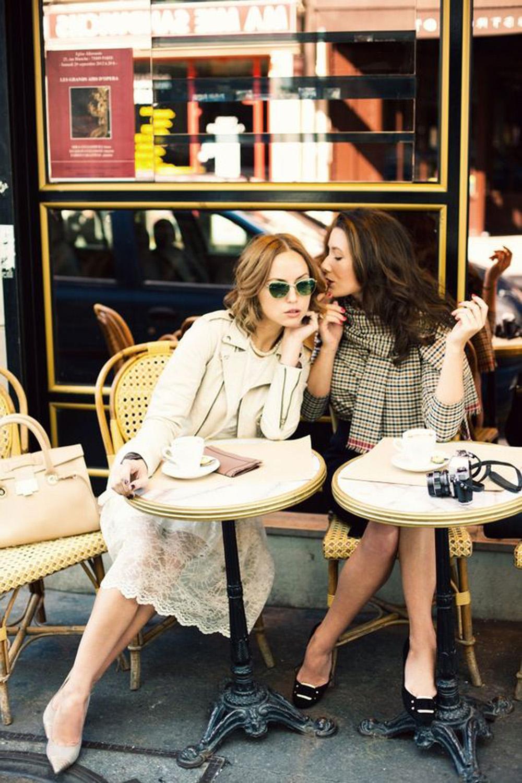 abbinamenti moda secondo lo stile parigino