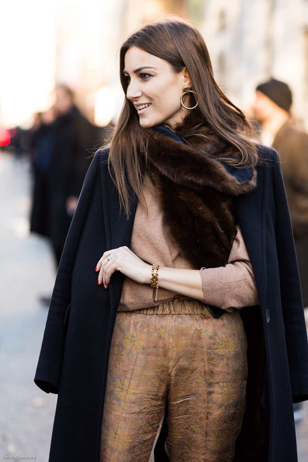 outfit cappotto inverno | look invernale