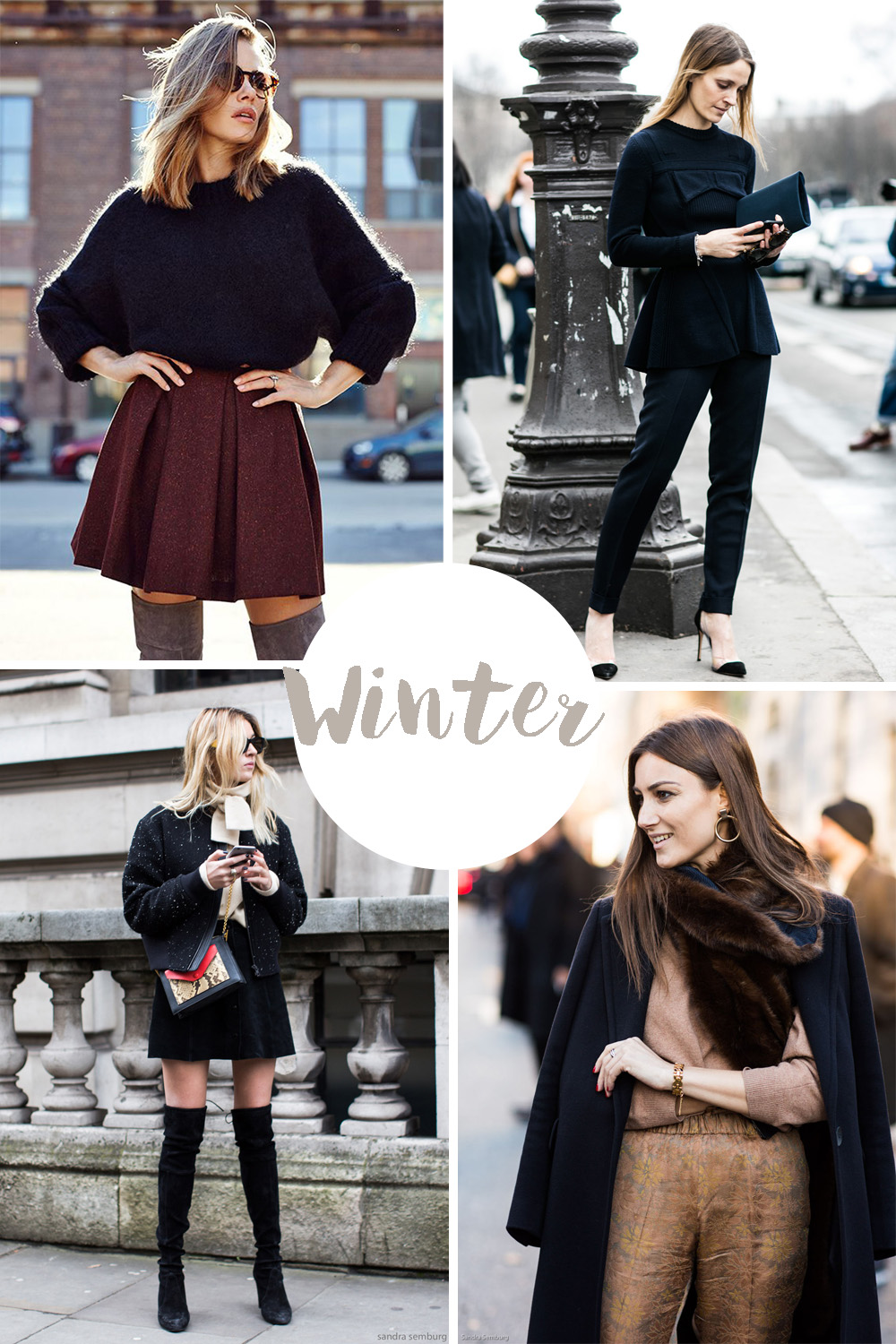 outfit invernale | outfit inverno | moda inverno 2016