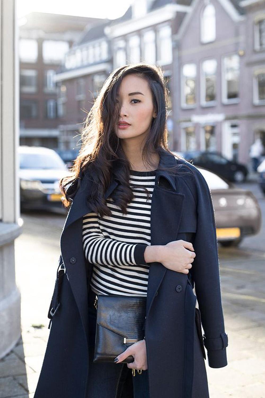 stile parigino nella moda