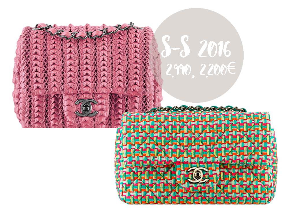 borse chanel 2016 prezzi