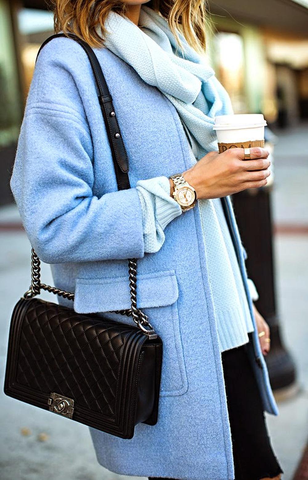 chanel 2.55 jumbo | outfit borsa chanel