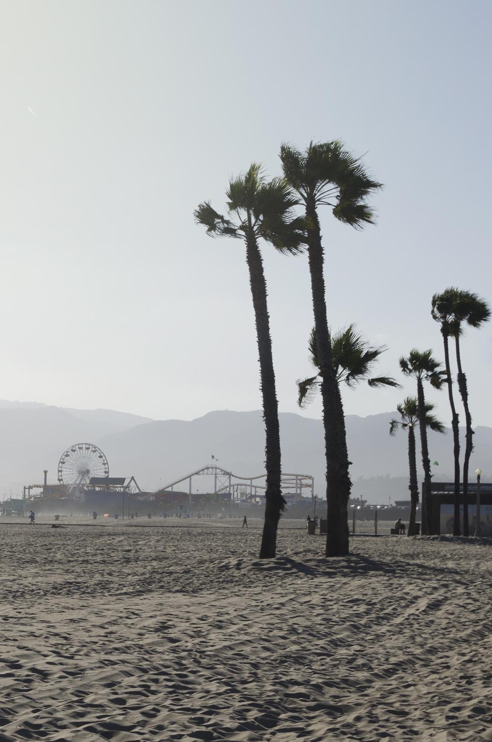 itinerari di viaggio in california sulla spiaggia di venice beach