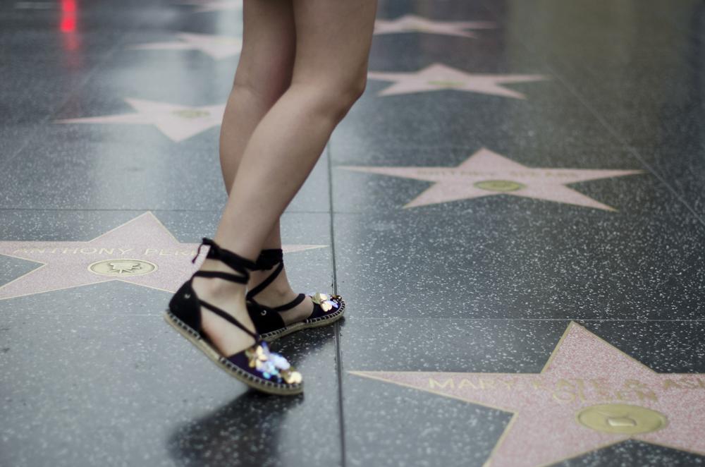 itinerario di viaggio in california percorrendo le tappe fondamentali di los angeles come hollywood e la walk of fame