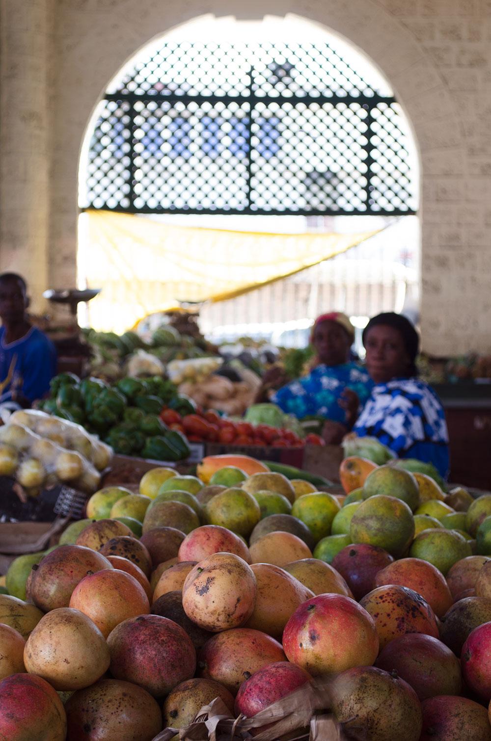 mercato delle spezie di mombasa
