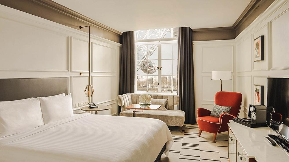 hotel londra marriott london eye