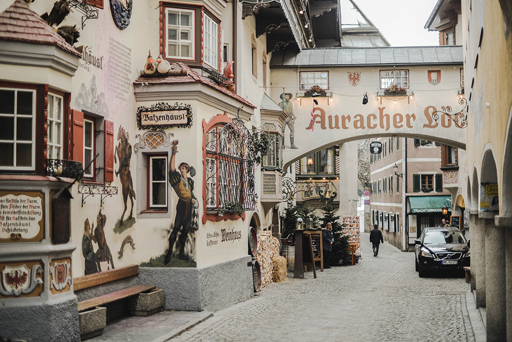 Kufstein dove mangiare dormire