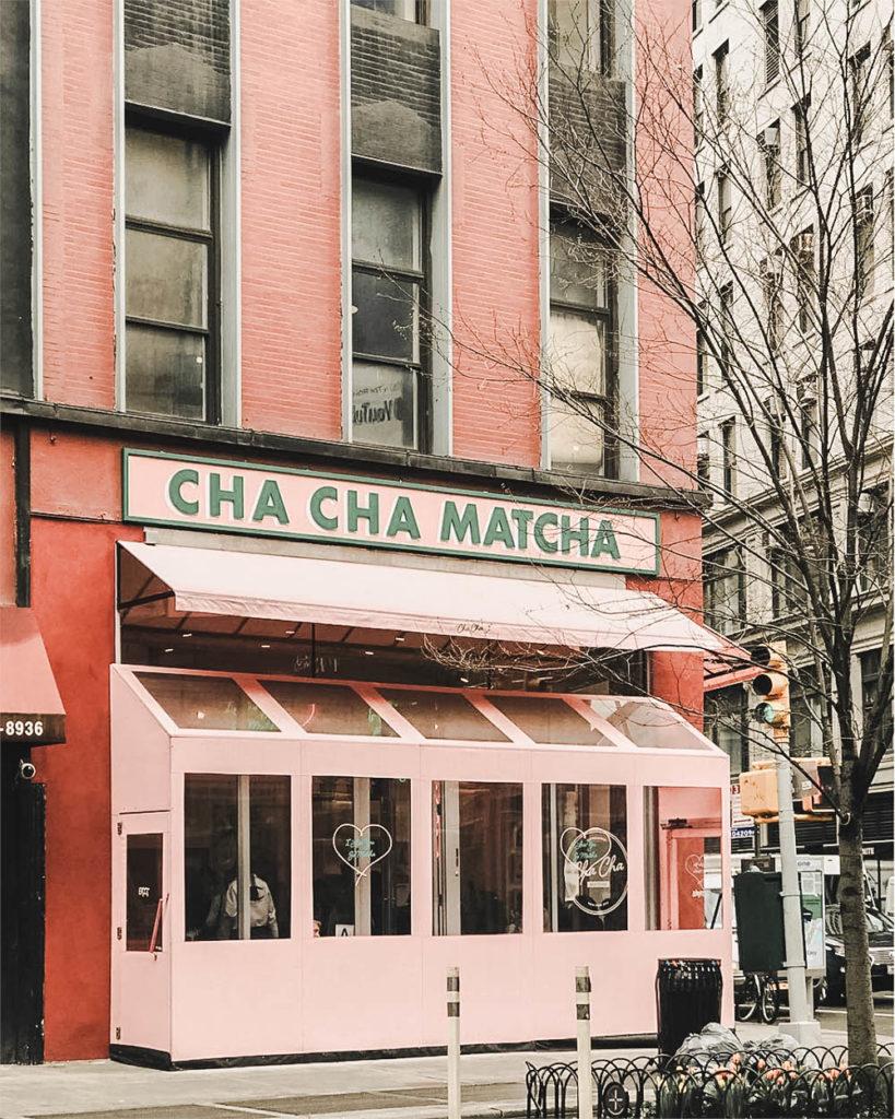 cha cha matcha new york-2