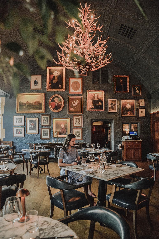 lygon arms ristorante