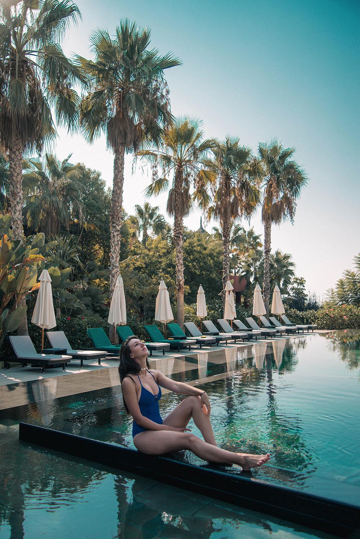 asia garden pool