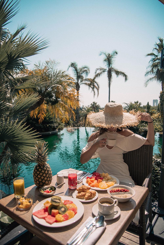 colazione breakfast asia gardens