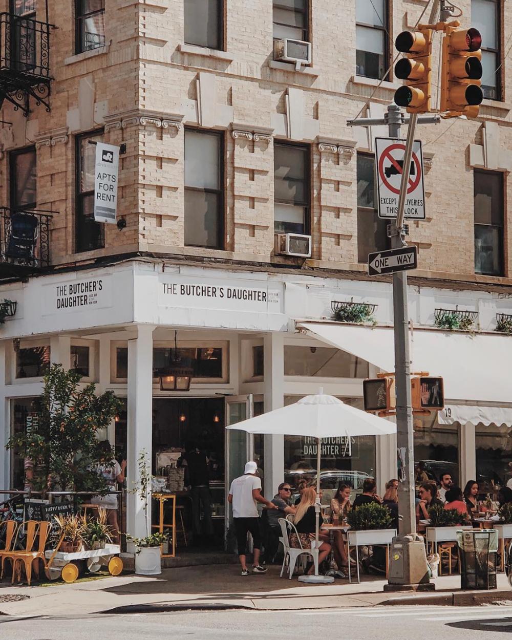 locali instagrammabili new york street