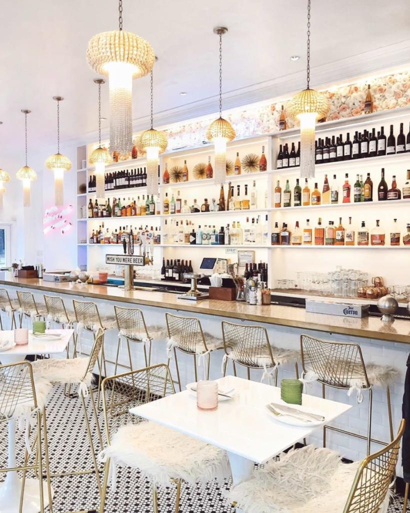 locali instagrammabili new york bar