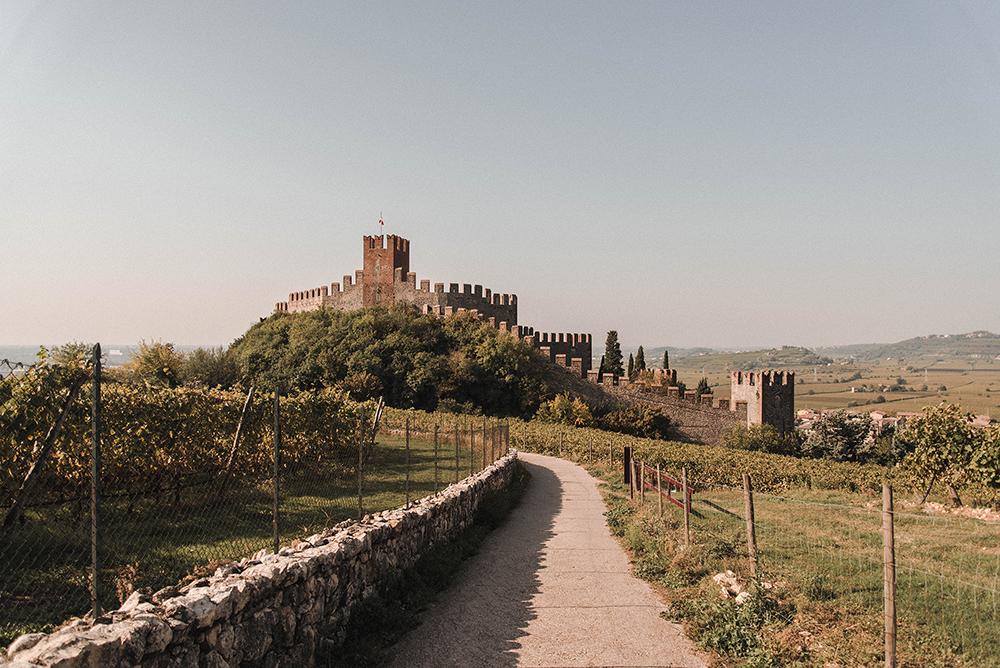 cosa fare a soave in autunno castello