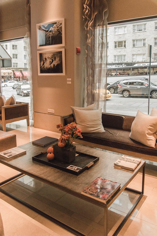 the quintillion's hotel new york recensione