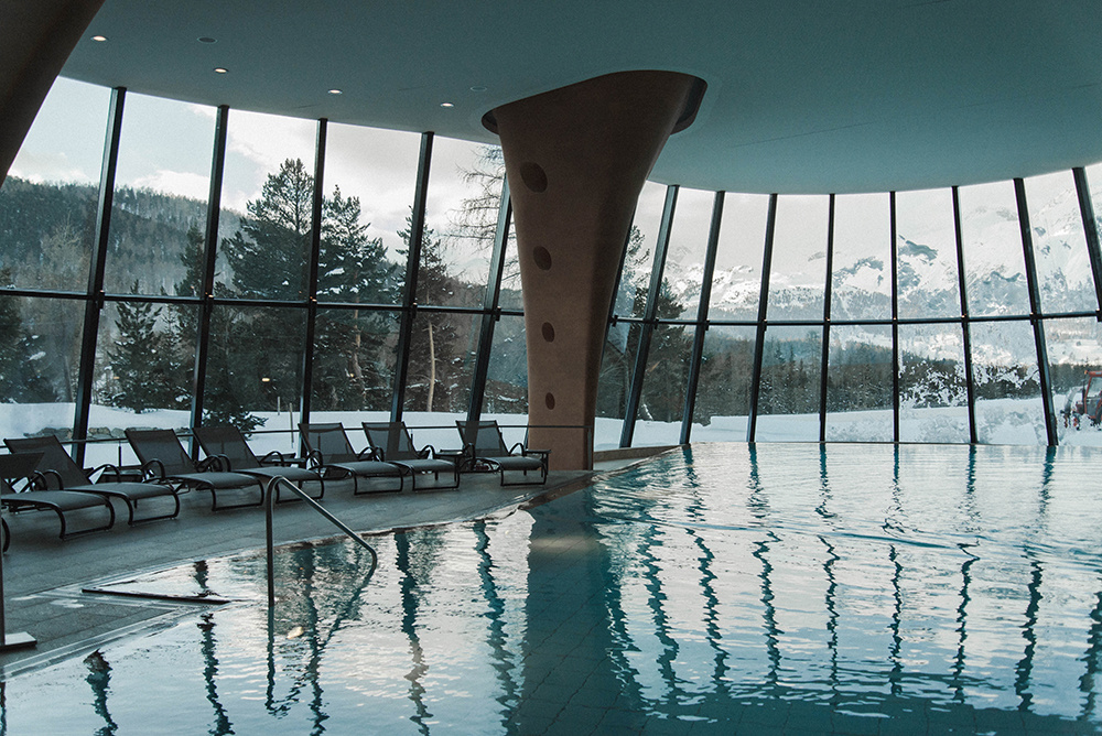 grand kronenhof hotel pontresina wellness