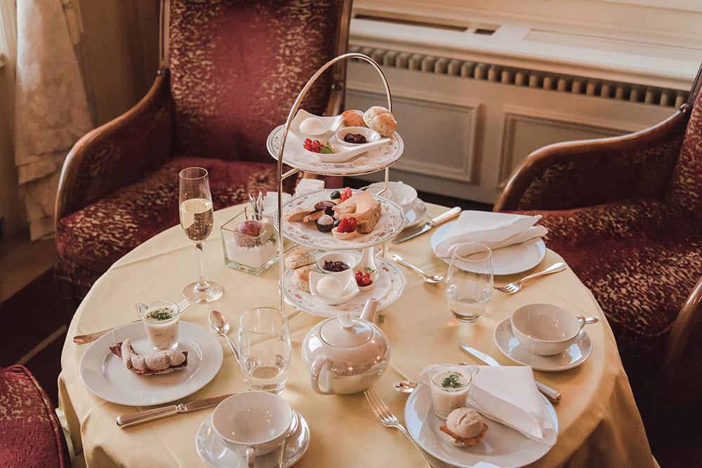grand kronenhof hotel pontresina tea