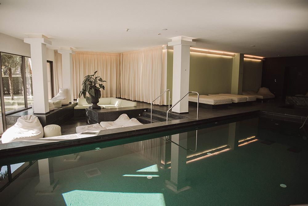 hotel terme merano piscine